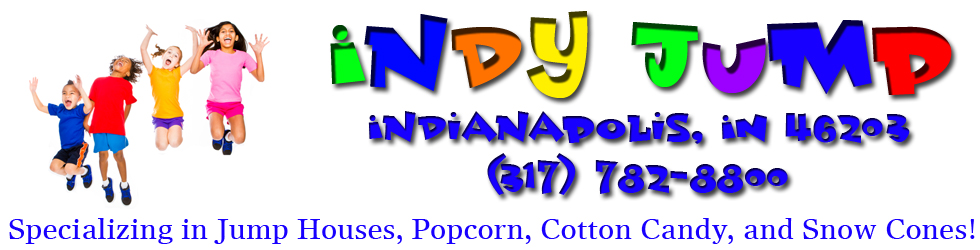 Indy Jump Indianapolis Party Rental Company