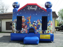 World Of Disney Indy Jump Party Rentals Indianapolis